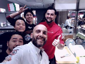 ジャンカルロ東京三越銀座出店