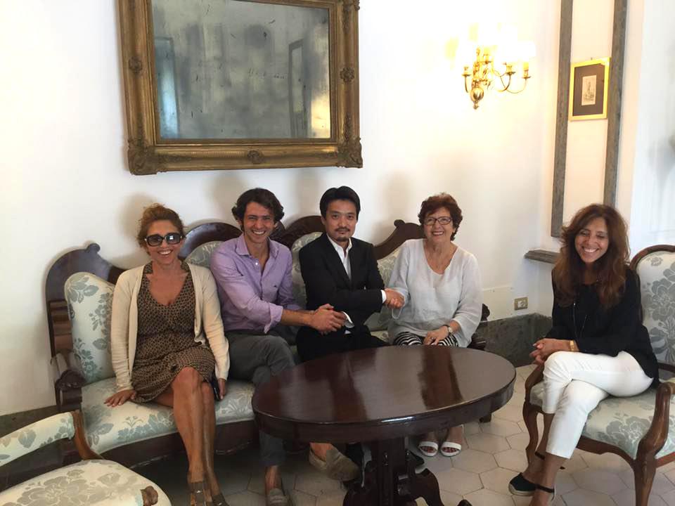 イタリアソレントのホテルコクメッラと業務提携 | Giancarlo Tokyo