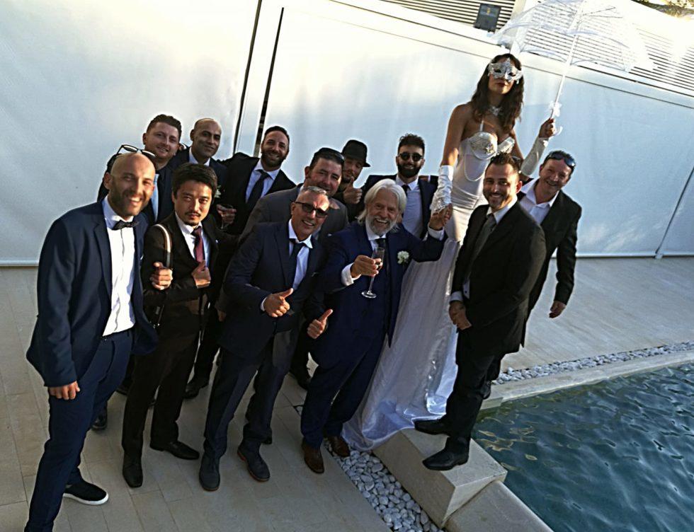 イタリアの結婚式 | Giancarlo Tokyo